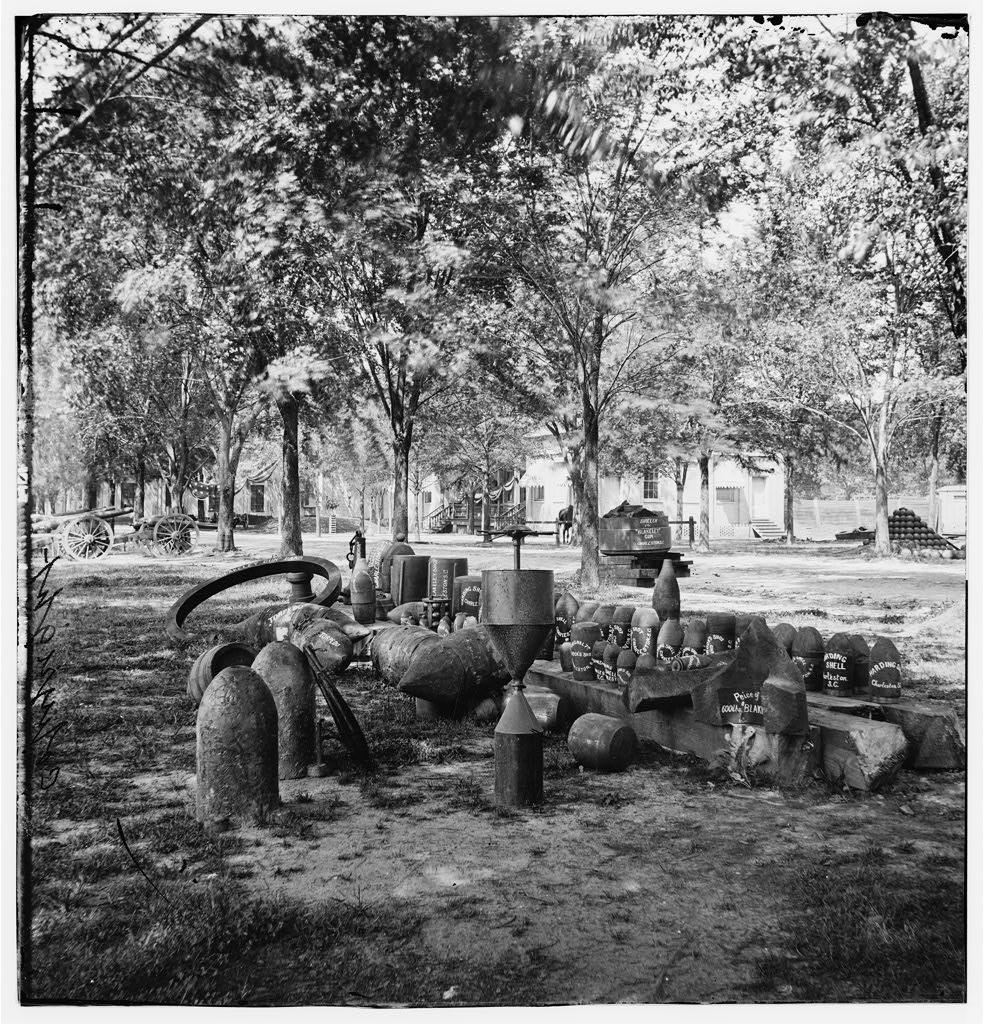 Civil War Photos Charleston